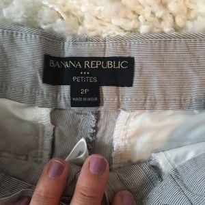 Banana Republic Shorts - Two banana republic shorts read info